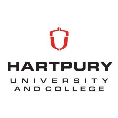 Hartpury University and College Logo
